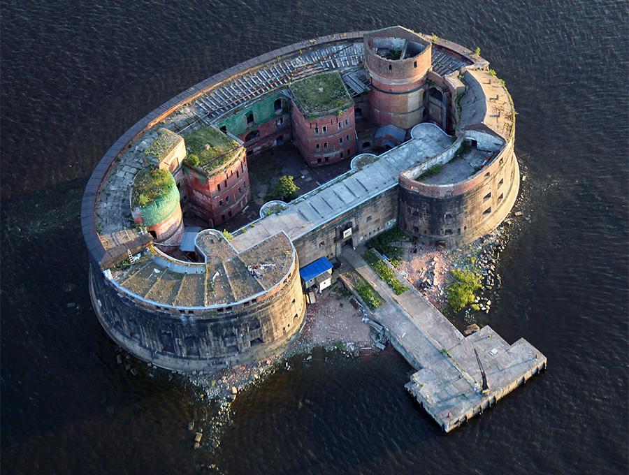 Экскурсия в Кронштадт (форты)