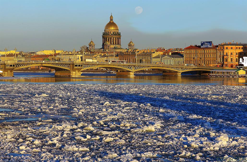 Весенний Петербург